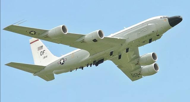 Máy bay trinh sát Mỹ áp sát Trung Quốc gần chưa từng thấy - 1