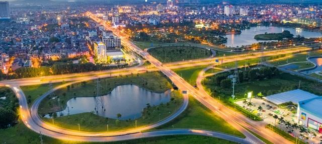 Bất động sản Bắc Giang vào guồng sôi động năm 2021 - 1