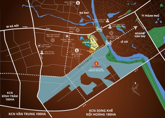 Bất động sản Bắc Giang vào guồng sôi động năm 2021 - 2