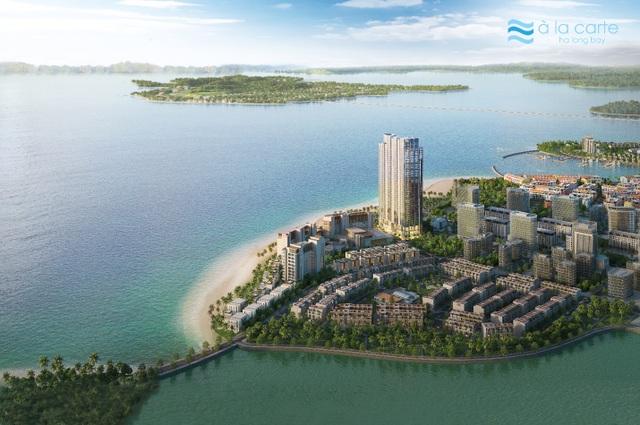 Chính thức ra mắt tổ hợp khách sạn  căn hộ mặt vịnh chuẩn 5 sao tại Hạ Long - 1