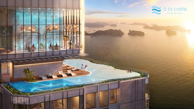 Chính thức ra mắt tổ hợp khách sạn  căn hộ mặt vịnh chuẩn 5 sao tại Hạ Long - 2