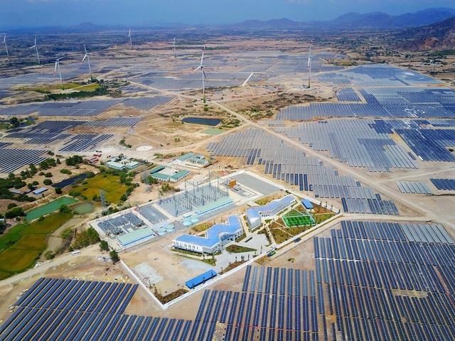Sửa quy định, gỡ khó cho các dự án điện mặt trời ở Ninh Thuận - 1