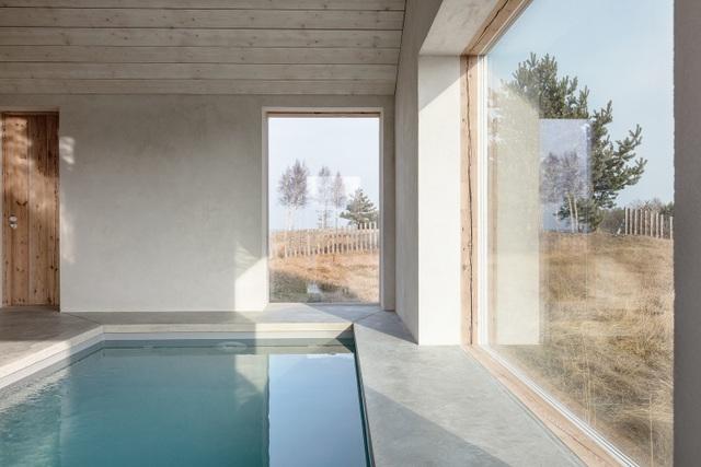 Ngôi nhà đẹp lạ như cồn muối, ôm trọn cả thiên nhiên - 12