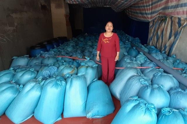 Gần 600 tấn hải sản tồn kho, mắc kẹt suốt 5 năm - 1