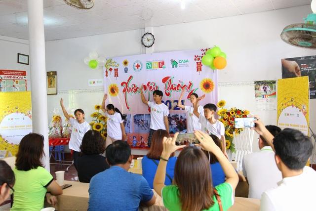 Herbalife Việt Nam tổ chức chương trình Xuân Yêu Thương cho trẻ em khó khăn - 1