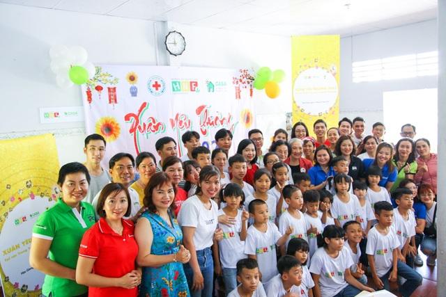 Herbalife Việt Nam tổ chức chương trình Xuân Yêu Thương cho trẻ em khó khăn - 2