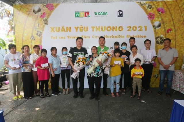 Herbalife Việt Nam tổ chức chương trình Xuân Yêu Thương cho trẻ em khó khăn - 3