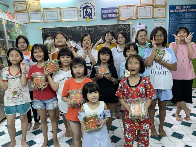 Herbalife Việt Nam tổ chức chương trình Xuân Yêu Thương cho trẻ em khó khăn - 4