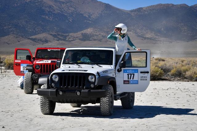 Rebelle Rally - giải đua off-road đầu tiên dành cho các tay lái nữ - 3