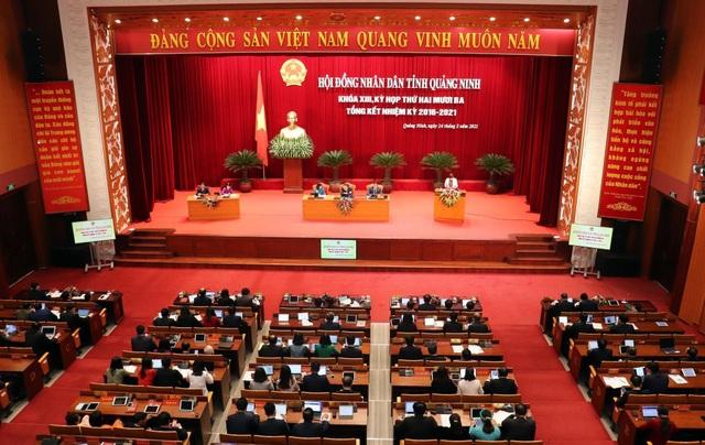 Quảng Ninh phấn đấu trở thành một trong những cực tăng trưởng của phía Bắc - 1