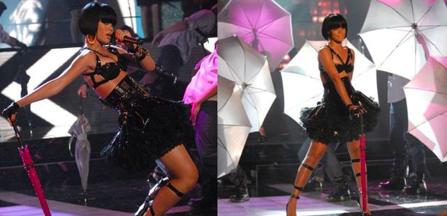 Rihanna và những trang phục đốt cháy sân khấu - 3