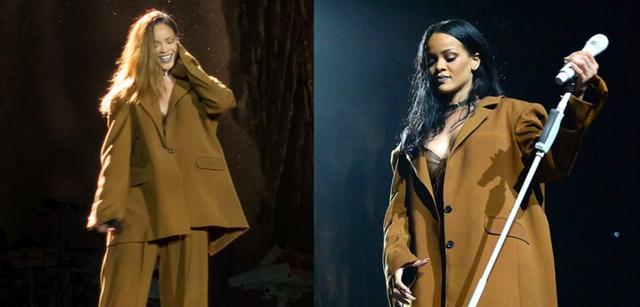 Rihanna và những trang phục đốt cháy sân khấu - 6