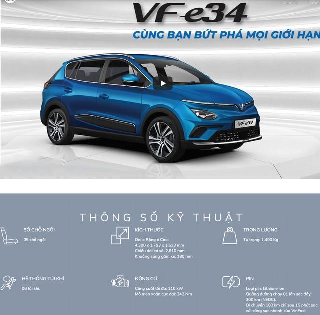 Ô tô điện đầu tiên của VinFast mở bán chính thức, giá 690 triệu đồng - 1