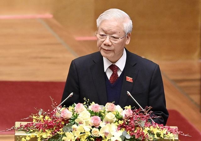 Tổng Bí thư chia sẻ việc đồng thời làm Chủ tịch nước giữa nhiệm kỳ - 1