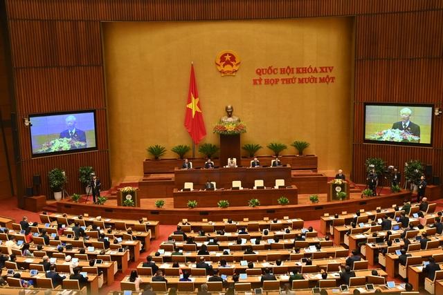 Tổng Bí thư chia sẻ việc đồng thời làm Chủ tịch nước giữa nhiệm kỳ - 2