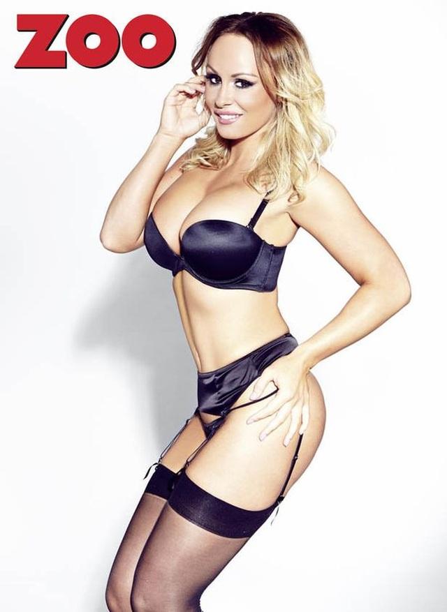 Người mẫu Chanelle Hayes cắt bớt 80% dạ dày sau khi nặng 110 kg - 7