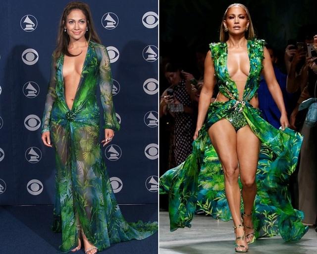 Loạt trang phục hở táo bạo của Jennifer Lopez - 1