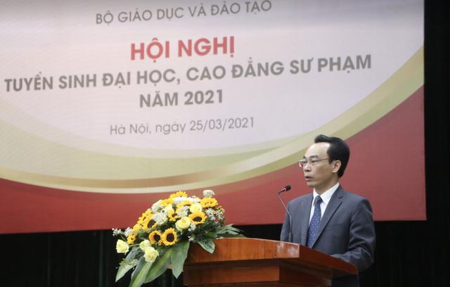 Các trường đại học cả nước bàn thảo về đổi mới tuyển sinh năm 2021 - 1