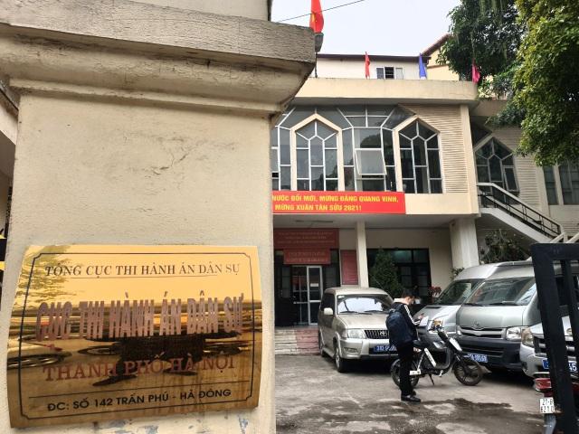 Cục Thi hành án dân sự Hà Nội lên tiếng về vụ gây rối, hành hung cán bộ - 1