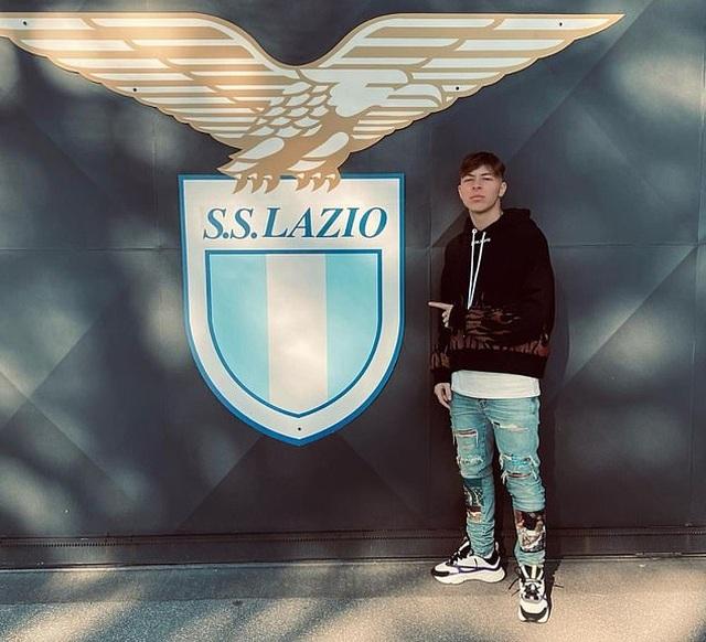 Sao trẻ Lazio tử vong trong vụ tai nạn xe hơi nghiêm trọng - 1
