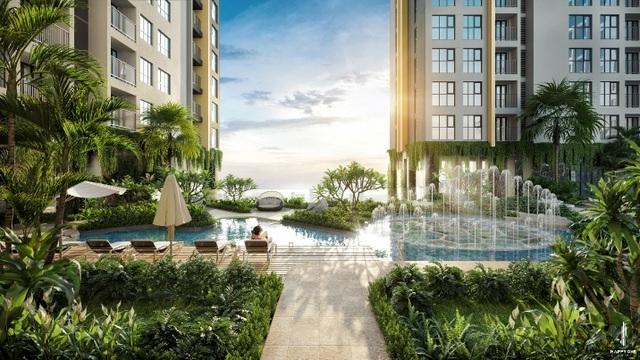 Happy One Central - sống xanh Singapore giữa lòng Thủ Dầu Một - 2
