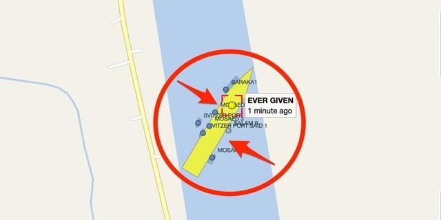 Giá dầu, thương mại toàn cầu bị ảnh hưởng từ vụ tàu bịt kênh đào Suez - 2