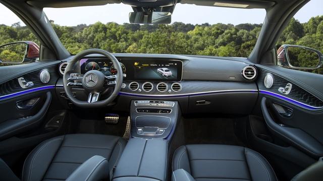 Mercedes-Benz E-Class 2021 giá từ 2,31 tỷ, cạnh tranh BMW 5-Series - 3