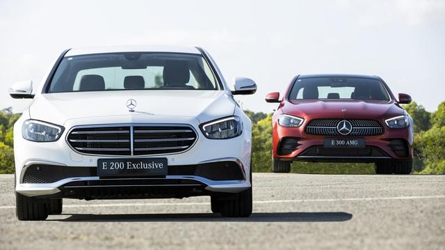 Mercedes-Benz E-Class 2021 giá từ 2,31 tỷ, cạnh tranh BMW 5-Series - 4