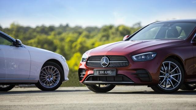 Mercedes-Benz E-Class 2021 giá từ 2,31 tỷ, cạnh tranh BMW 5-Series - 6