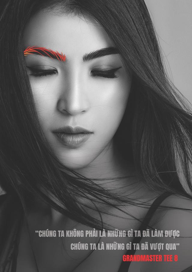 Cùng CEO Mai Tường Vy và TEE8 Beauty tạo dấu ấn với chân mày Phượng Hoàng