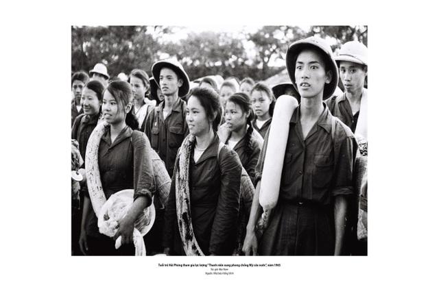 Xúc động hình ảnh khúc tráng ca của tuổi trẻ Việt Nam một thời hào hùng - 1