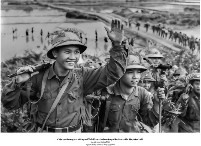 Xúc động hình ảnh khúc tráng ca của tuổi trẻ Việt Nam một thời hào hùng - 3