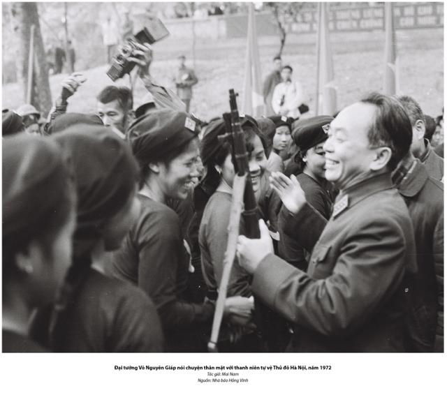 Xúc động hình ảnh khúc tráng ca của tuổi trẻ Việt Nam một thời hào hùng - 4