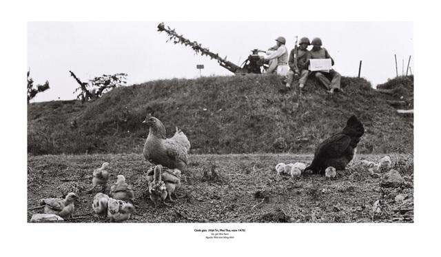 Xúc động hình ảnh khúc tráng ca của tuổi trẻ Việt Nam một thời hào hùng - 5