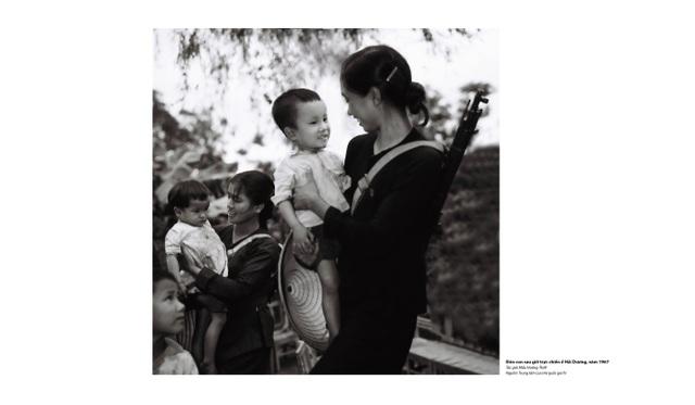 Xúc động hình ảnh khúc tráng ca của tuổi trẻ Việt Nam một thời hào hùng - 6
