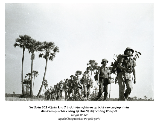 Xúc động hình ảnh khúc tráng ca của tuổi trẻ Việt Nam một thời hào hùng - 8