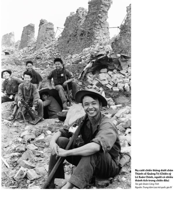 Xúc động hình ảnh khúc tráng ca của tuổi trẻ Việt Nam một thời hào hùng - 11