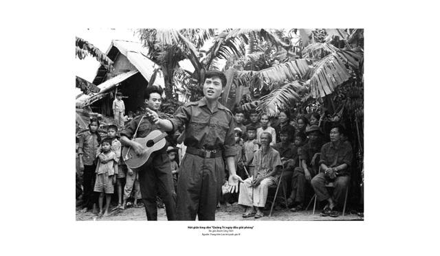 Xúc động hình ảnh khúc tráng ca của tuổi trẻ Việt Nam một thời hào hùng - 12