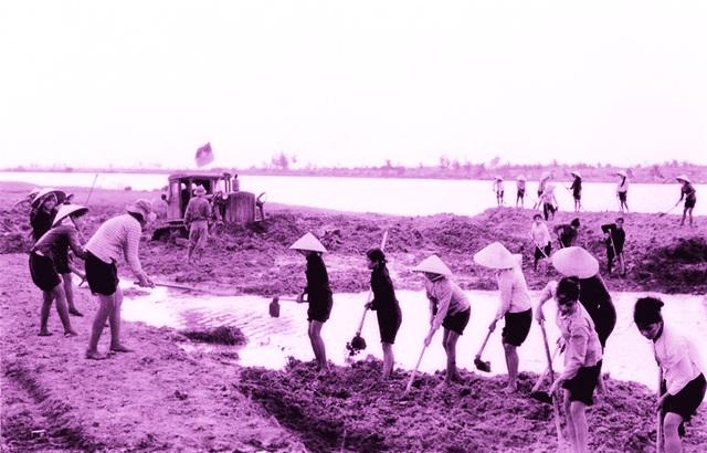 Xúc động hình ảnh khúc tráng ca của tuổi trẻ Việt Nam một thời hào hùng - 17
