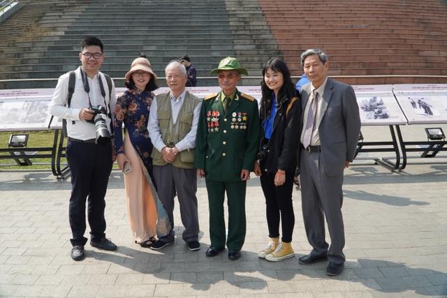 Xúc động hình ảnh khúc tráng ca của tuổi trẻ Việt Nam một thời hào hùng - 20