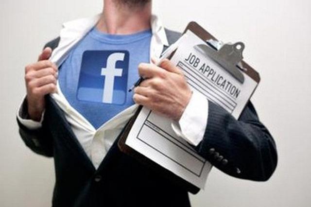 Vào Facebook ứng viên, nhà tuyển dụng sốc rồi... loại thẳng tay - 2