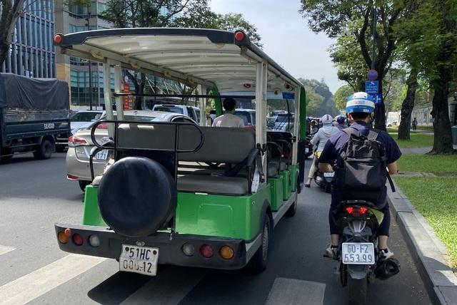 Bộ GTVT mách nước TPHCM thí điểm xe buýt mini - 1