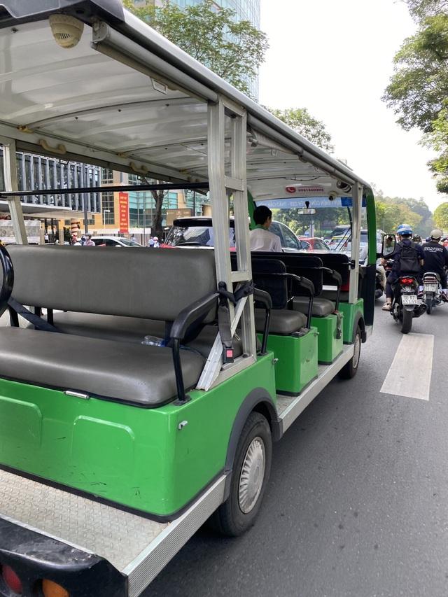 Bộ GTVT mách nước TPHCM thí điểm xe buýt mini - 2