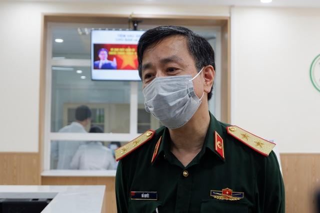 Phó Thủ tướng Vũ Đức Đam tiêm thử vắc xin Covid-19 made in Vietnam - 3