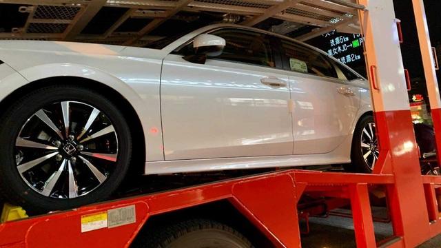 Thêm hình ảnh Honda Civic 2022 trước ngày chính thức ra mắt - 2