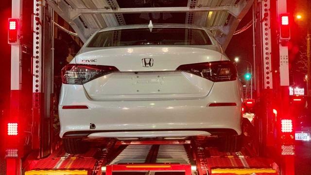 Thêm hình ảnh Honda Civic 2022 trước ngày chính thức ra mắt - 5