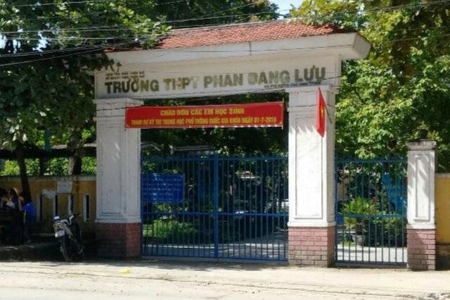 4 nữ sinh, 1 sinh viên ở Huế nhập viện do bếp gas mini ở trường phát nổ - 1