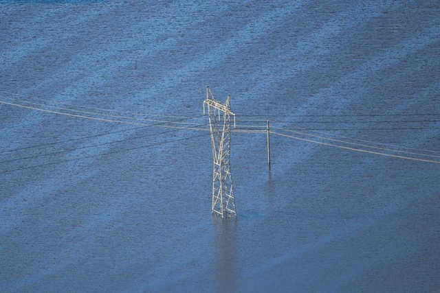 Australia tan hoang trong biển nước vì trận lũ tồi tệ nhất 50 năm qua - 8