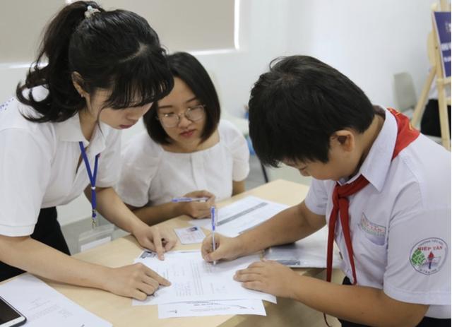 Thay đổi cách thức cuộc thi tìm kiếm tài năng tiếng Anh dành cho học sinh - 1