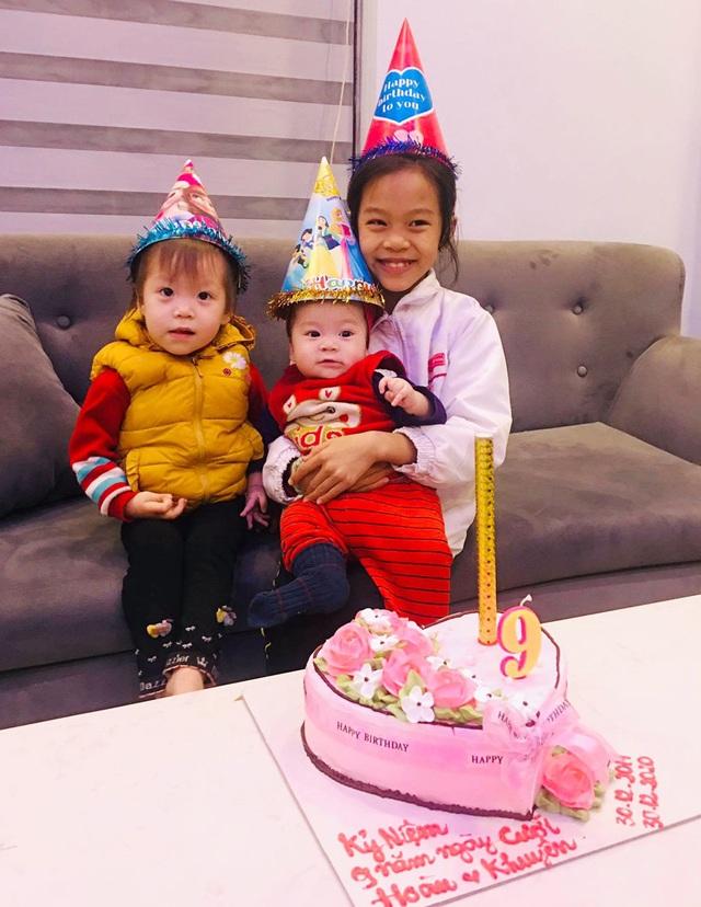 Bà mẹ ba con ở Hà Nội: Tôi biết ơn căn bệnh ung thư - 4